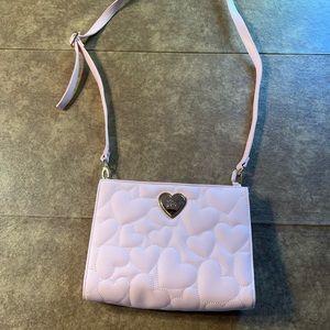 Betsey Johnson pink purse